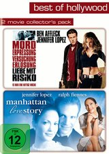 Best of Hollywood - 2 Movie Collector's Pack: Liebe mit Risiko / Manhattan Love Story Poster