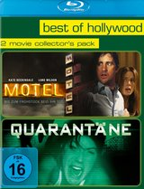 Best of Hollywood - 2 Movie Collector's Pack: Motel/ Quarantäne (2 Discs) Poster