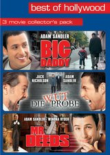 Best of Hollywood - 3 Movie Collector's Pack: Big Daddy / Die Wutprobe / Mr. Deeds (3 DVDs) Poster
