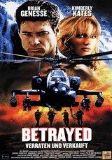 Betrayed - Verraten und verkauft Poster