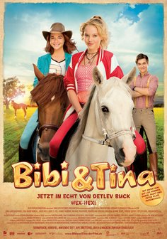 Bibi & Tina - Der Film Poster