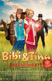 Bibi & Tina - Voll verhext! Poster