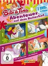 Bibi und Tina - Abenteuer auf dem Reiterhof (2 Discs) Poster