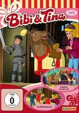 Bibi und Tina - Amadeus verliebt sich / Das Mittelalterfest Poster