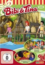 Bibi und Tina - Das große Wettreiten / Aufregung auf dem Kupferberg Poster