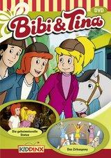 Bibi und Tina - Das Zirkuspony / Die geheimnissvolle Statue Poster