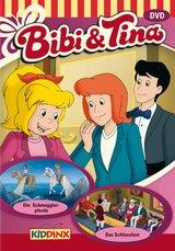 Bibi und Tina - Die Schmugglerpferde / Das Schlossfest Poster