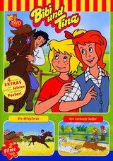 Bibi und Tina - Die Wildpferde / Der verhexte Sattel Poster