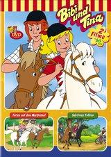 Bibi und Tina - Ferien auf dem Martinshof / Sabrinas Fohlen Poster