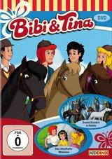 Bibi und Tina - Gestüt Szendrö in Gefahr / Das rätselhafte Mädchen Poster