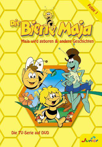 Biene Maja - (1) Maja wird geboren & andere Geschichten Poster