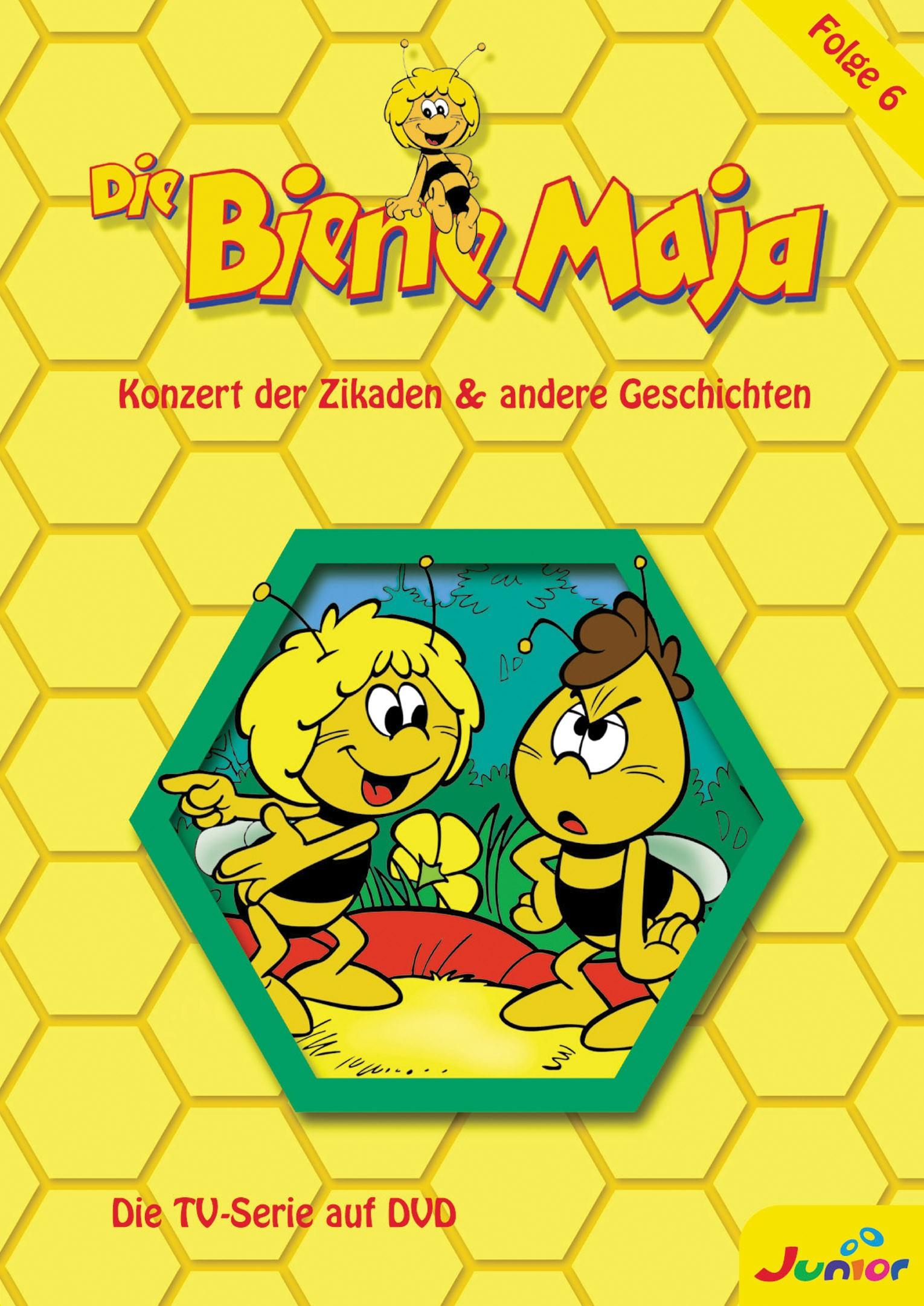 Biene Maja - (6) Konzert der Zikaden & andere Geschichten Poster