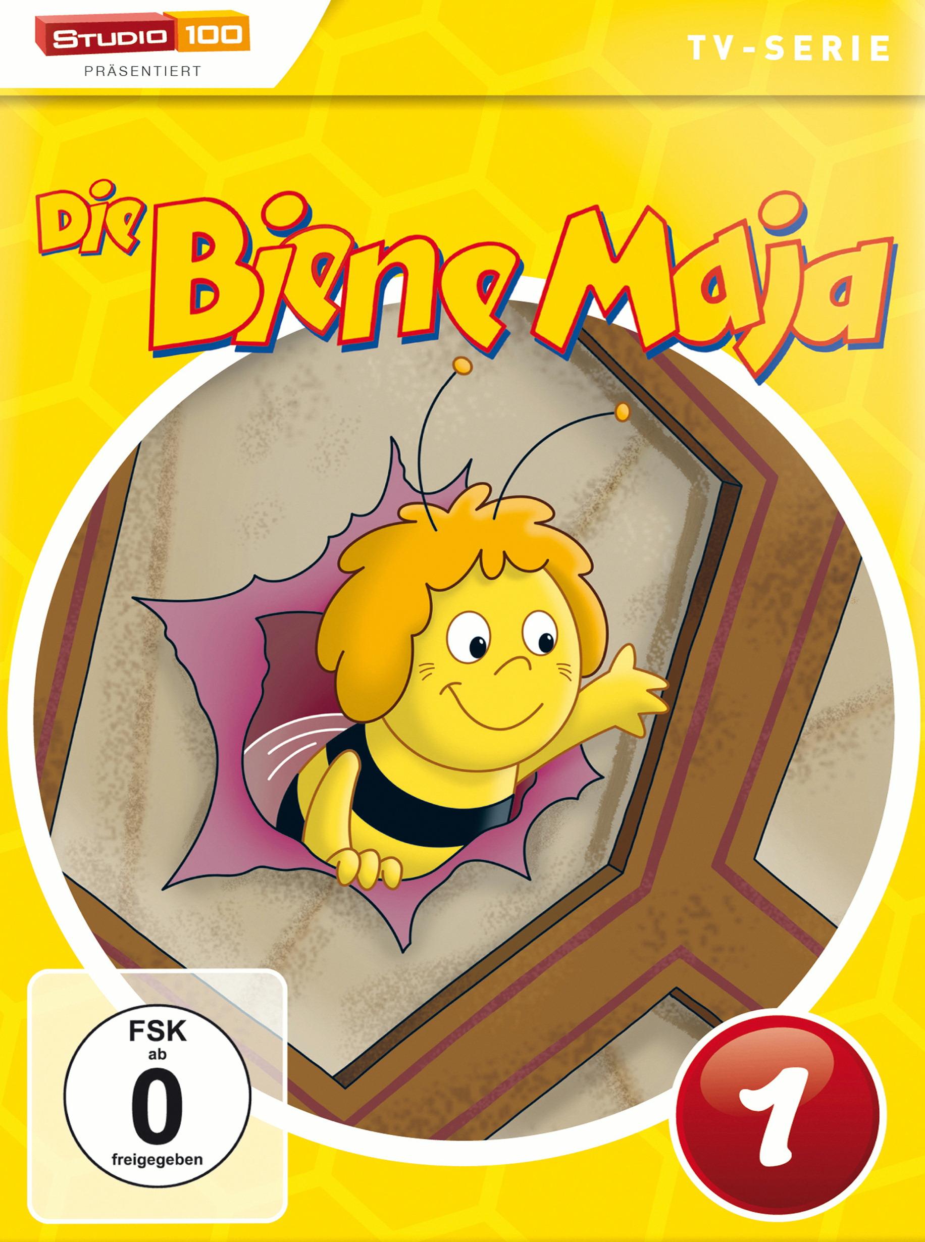Biene Maja - DVD 01 Poster