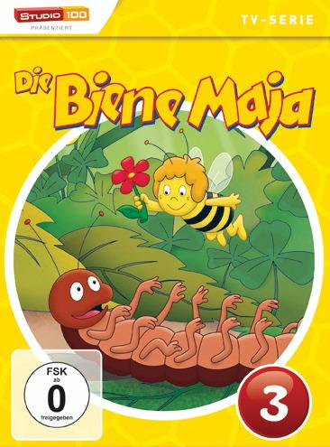Biene Maja - DVD 03 Poster