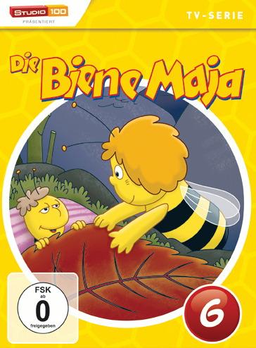 Biene Maja - DVD 06 Poster