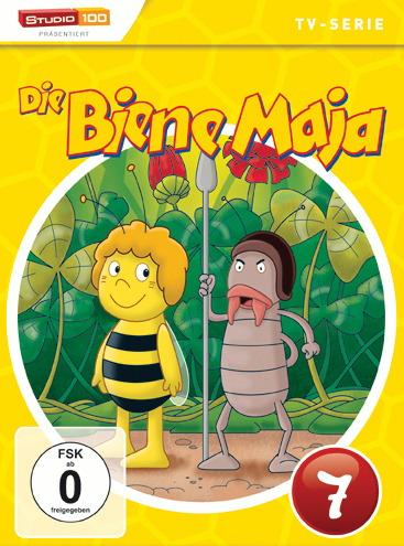 Biene Maja - DVD 07 Poster