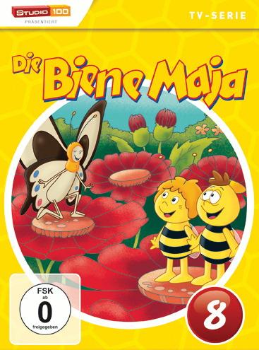 Biene Maja - DVD 08 Poster
