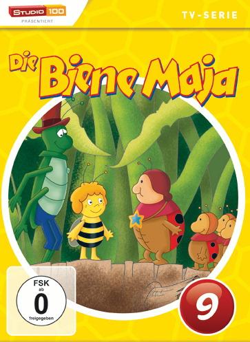 Biene Maja - DVD 09 Poster