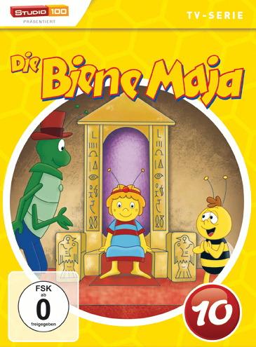 Biene Maja - DVD 10 Poster