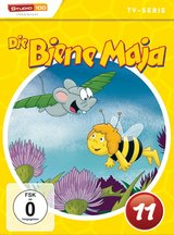 Biene Maja - DVD 11 Poster