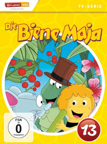 Biene Maja - DVD 13 Poster