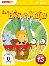 Biene Maja - DVD 15 Poster