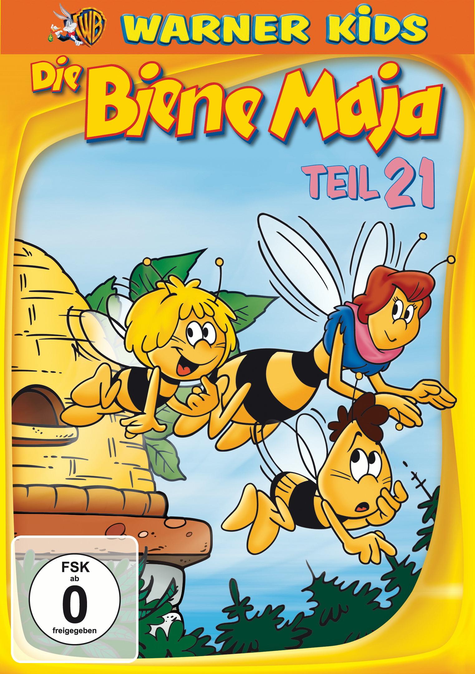 Biene Maja - Teil 21 Poster