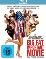 Big Fat Important Movie Poster