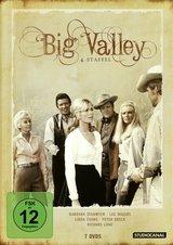 Big Valley - 4. Staffel (7 Discs) Poster