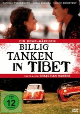 Billig Tanken in Tibet Poster