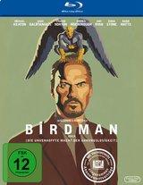 Birdman, oder (die unverhoffte Macht der Ahnungslosigkeit) Poster