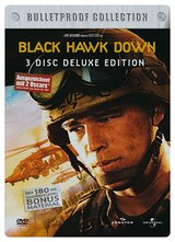Black Hawk Down (Bulletproof Collection, 3 DVDs) Poster