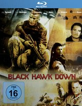 Black Hawk Down (Limited Edition, Steelbook) Poster