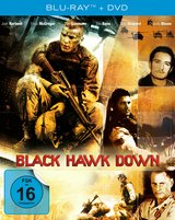 Black Hawk Down (Steelbook, + DVD) Poster