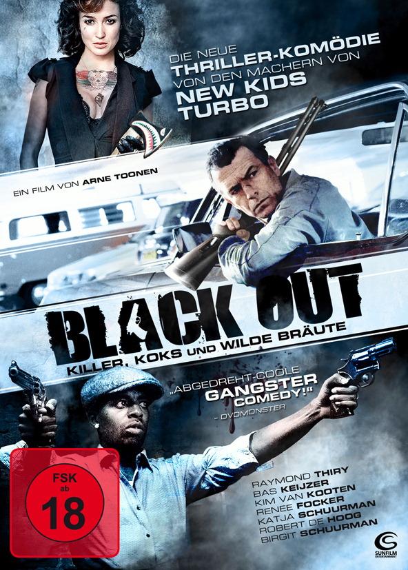 Black Out - Killer, Koks und wilde Bräute Poster