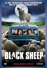 Black Sheep (Special Edition, 2 DVDs im Metalpak) Poster