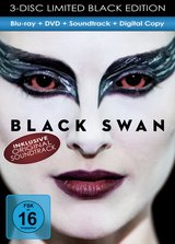 Black Swan (3-Disc Limited Black Edition, + DVD, inkl. Digital Copy, + Audio-CD) Poster