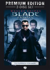 Blade Trinity (Premium Edition, 2 DVDs) Poster