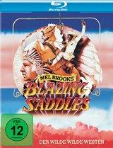 Blazing Saddles - Der wilde wilde Westen Poster