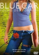 Blue Car - Poesie des Sommers Poster