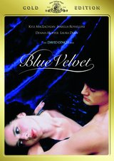 Blue Velvet (Gold Edition) Poster