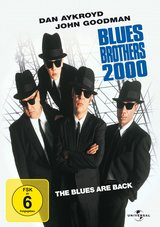 Blues Brothers 2000 Poster
