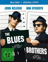 Blues Brothers (+ Digital Copy) Poster