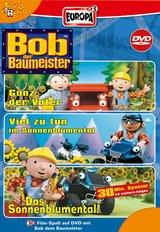 Bob, der Baumeister - 02 / 3er DVD Bob Box (3 DVDs) Poster