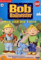 Bob, der Baumeister 04: Bob und die Tiere Poster
