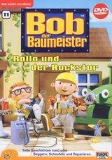 Bob, der Baumeister 11: Rollo und der Rockstar Poster