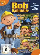 Bob der Baumeister - 15 Geschichten auf 3 DVDs (3 Discs) Poster