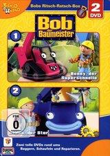 Bob der Baumeister - Bobs Ritsch-Ratsch Box 2 DVD (2 Discs) Poster
