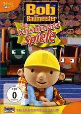 Bob der Baumeister - Die Sonnenblumental-Spiele Poster