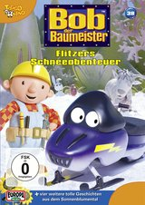 Bob der Baumeister - Flitzers Schneeabenteuer Poster